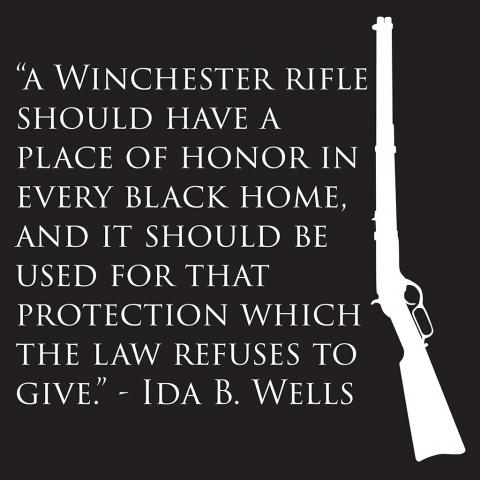 Ida B. Wells Quote