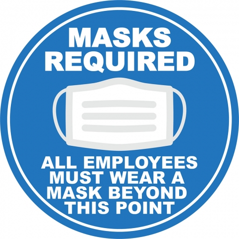 Mask Required - Employees