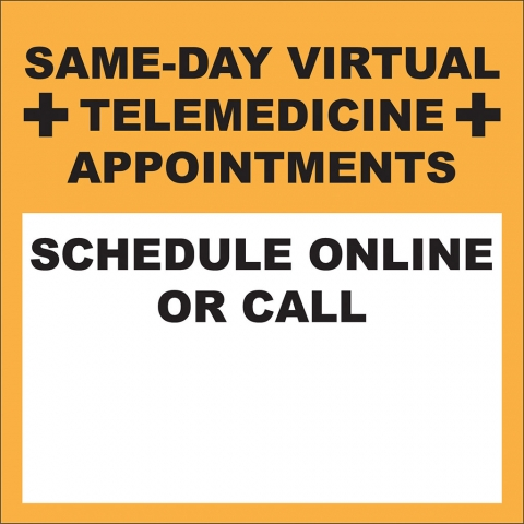Same Day Telemedicine Appointments Phone Number