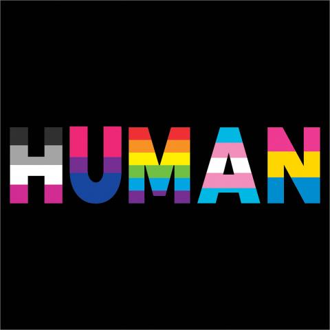 Rainbow - Human