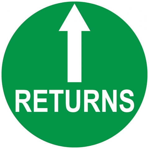 Return - Top Arrow