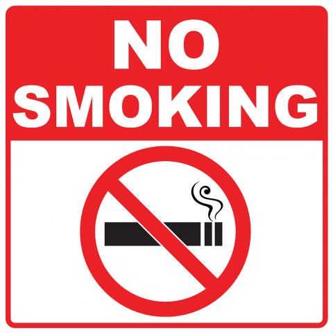 No Smoking Pictogram