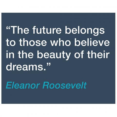 Eleanor Roosevelt Future