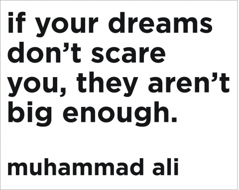 Muhammad Ali Big Dreams