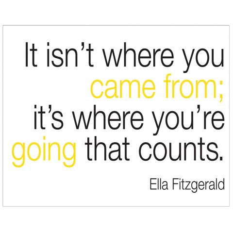 Ella Fitzgerald Where You're Going