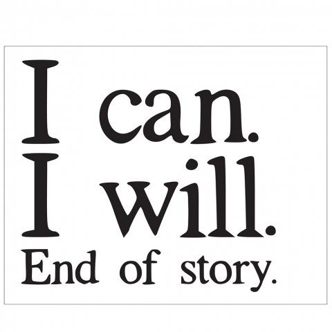I Can Will End of Story
