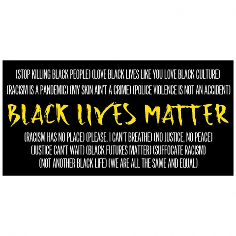 Black Lives Matter - Voices