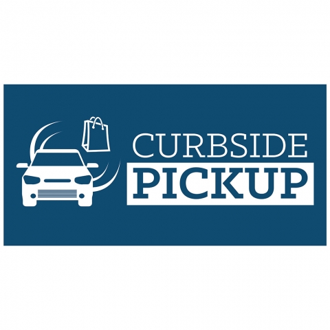 Curbside Pickup with Phone & Website