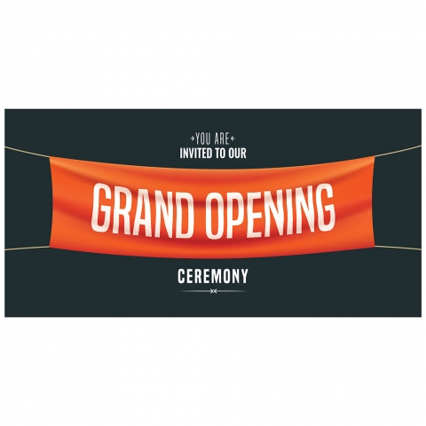 You Are Invited to our Grand Opening Ceremony