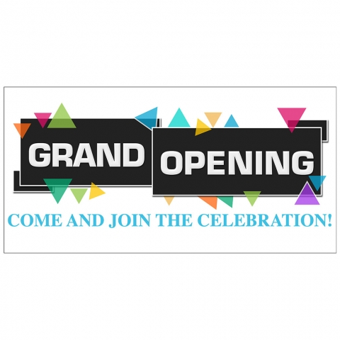 Come and Join the Grand Opening Celebration