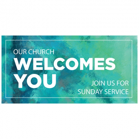 Church Welcomes You Join Us