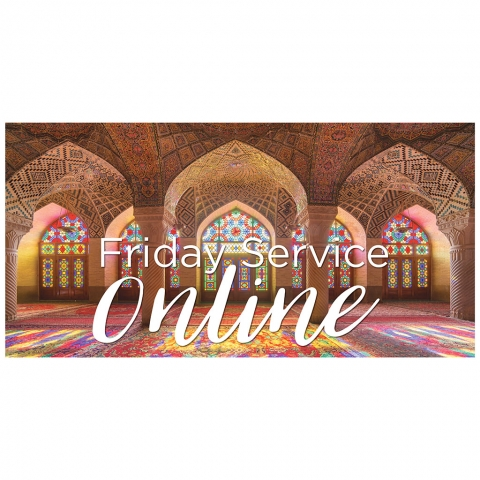 Islamic Friday Service