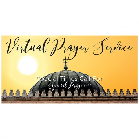 Virtual Prayer Service