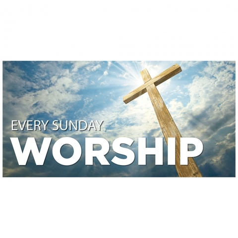 Every Sunday Worship with Times