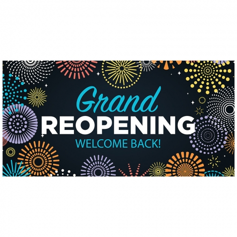 Grand Reopening Welcome Back