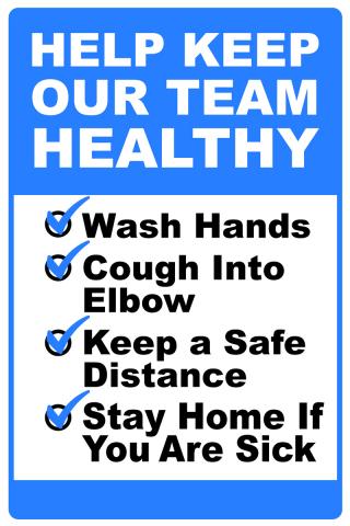 Keep Our Team Healthy
