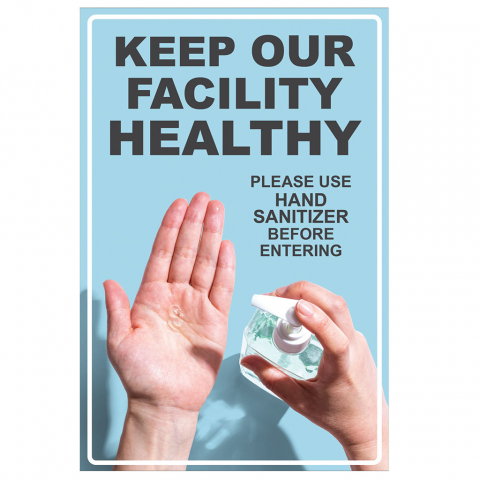Healthy Facility Hand Sanitizer