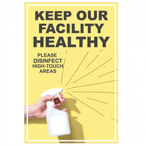 Healthy Facility Disinfect