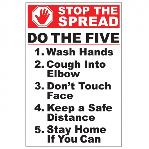 Do The 5 Corona Virus Signs