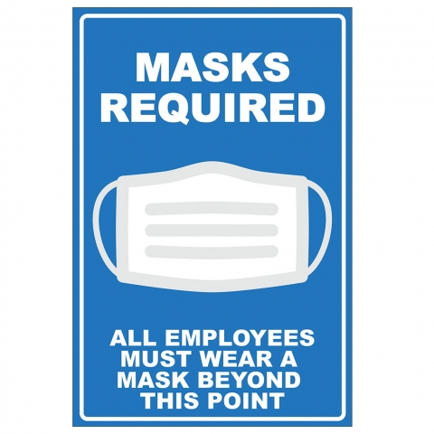 Mask Required - All Employees