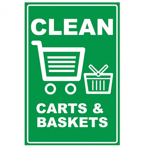 Clean Carts & Buckets