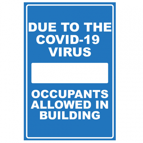 Occupants Allowed In Building